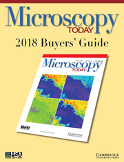 Microscopy Today Volume 26 - SupplementS1 -  2018 Buyers' Guide