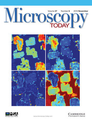 Microscopy Today Volume 27 - Issue 6 -