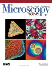 Microscopy Today Volume 28 - Issue 5 -
