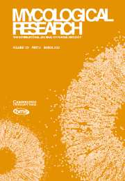 Mycological Research Volume 107 - Issue 3 -