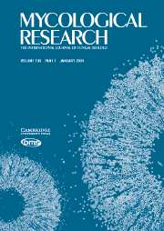 Mycological Research Volume 108 - Issue 1 -