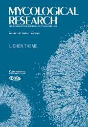 Mycological Research Volume 108 - Issue 5 -