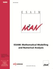 ESAIM: Mathematical Modelling and Numerical Analysis