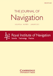 The Journal of Navigation Volume 66 - Issue 1 -
