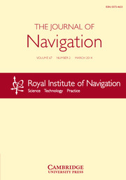The Journal of Navigation Volume 67 - Issue 2 -