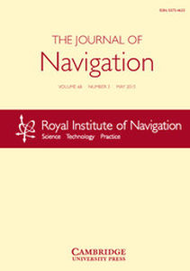 The Journal of Navigation Volume 68 - Issue 3 -
