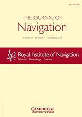 The Journal of Navigation Volume 70 - Issue 5 -