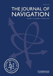 The Journal of Navigation Volume 73 - Issue 2 -