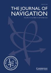The Journal of Navigation Volume 73 - Issue 5 -