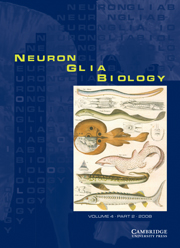 Neuron Glia Biology Volume 4 - Issue 2 -