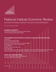 National Institute Economic Review  Volume 251 - Issue  -