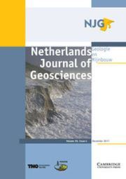 Netherlands Journal of Geosciences Volume 96 - Issue 4 -
