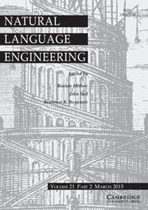 Natural Language Engineering Volume 21 - Issue 2 -