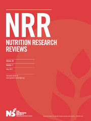 Nutrition Research Reviews Volume 30 - Issue 1 -