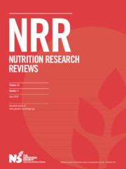 Nutrition Research Reviews Volume 31 - Issue 1 -