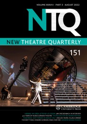 New Theatre Quarterly