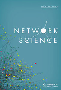 Network Science Volume 2 - Issue 3 -