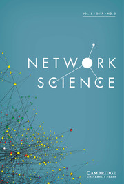 Network Science Volume 5 - Issue 3 -  Networks and Health