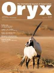 Oryx Volume 37 - Issue 3 -