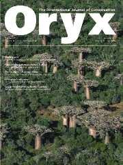 Oryx Volume 39 - Issue 1 -