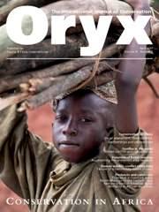 Oryx Volume 41 - Issue 2 -