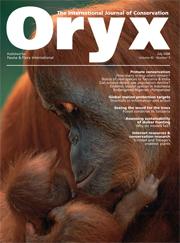 Oryx Volume 42 - Issue 3 -