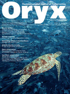 Oryx Volume 46 - Issue 3 -