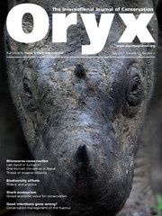 Oryx Volume 47 - Issue 3 -