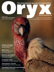 Oryx Volume 48 - Issue 2 -