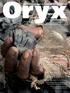 Oryx Volume 48 - Issue 4 -