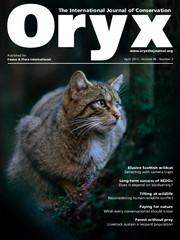 Oryx Volume 49 - Issue 2 -