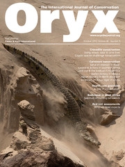 Oryx Volume 49 - Issue 4 -