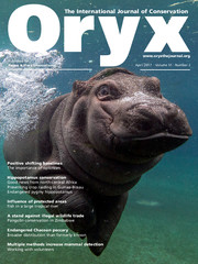 Oryx Volume 51 - Issue 2 -