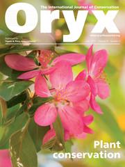 Oryx Volume 53 - Issue 3 -
