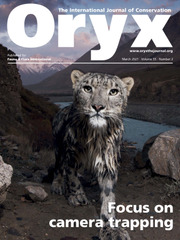 Oryx Volume 55 - Issue 2 -
