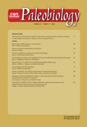 Paleobiology Volume 44 - Issue 2 -