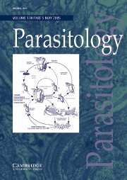Parasitology Volume 130 - Issue 5 -