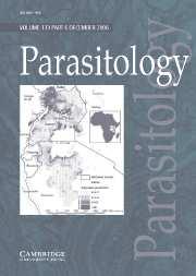 Parasitology Volume 133 - Issue 6 -
