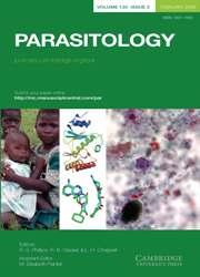 Parasitology Volume 135 - Issue 2 -