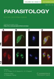Parasitology Volume 136 - Issue 10 -
