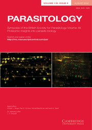 Parasitology Volume 139 - Issue 9 -  Symposia of the British Society for Parasitology Volume 48 Proteomic insights into parasite biology