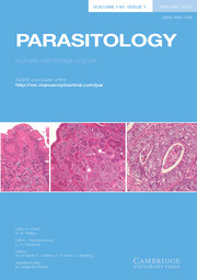 Parasitology Volume 140 - Issue 1 -