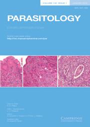 Parasitology Volume 140 - Issue 1 -