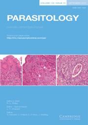 Parasitology Volume 140 - Issue 10 -