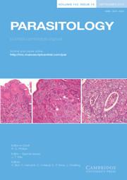 Parasitology Volume 142 - Issue 10 -