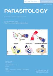 Parasitology Volume 146 - Special Issue14 -  BSP 2018 Autumn Symposium
