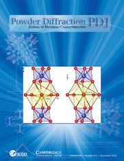 Powder Diffraction Volume 30 - Issue 4 -