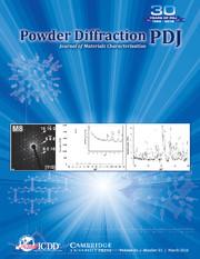 Powder Diffraction Volume 31 - Issue 1 -