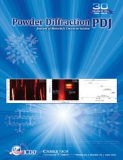 Powder Diffraction Volume 31 - Issue 2 -