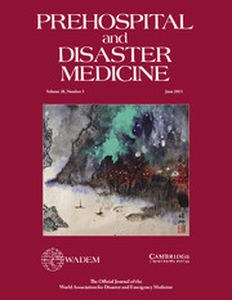 Prehospital and Disaster Medicine Volume 28 - Issue 3 -